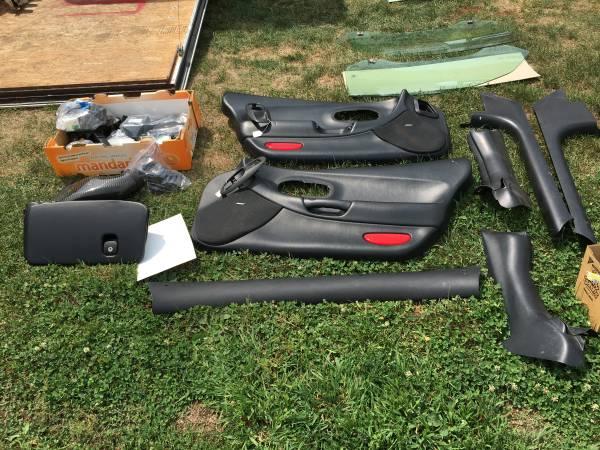 Photo C5 Z06 Corvette parts - $1,200 (Harrisburg, Pa.)