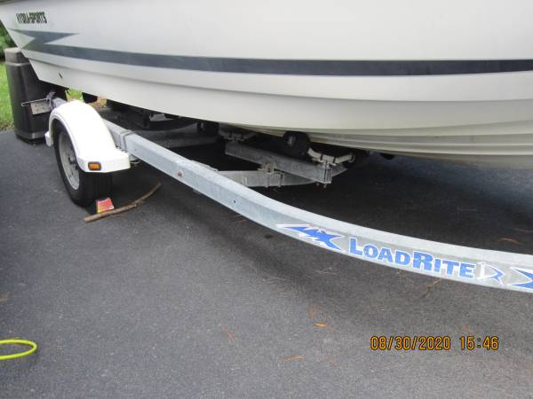Photo Center console boat 20quotHydra Sport - $17,000 (Carlisle)