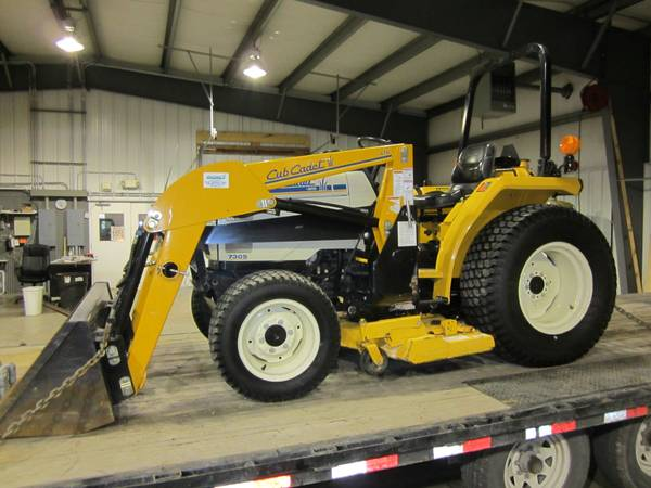 Cub Cadet 7305 Compact Tractor Belly