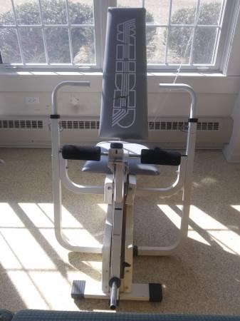 Photo Free Exercise equipment