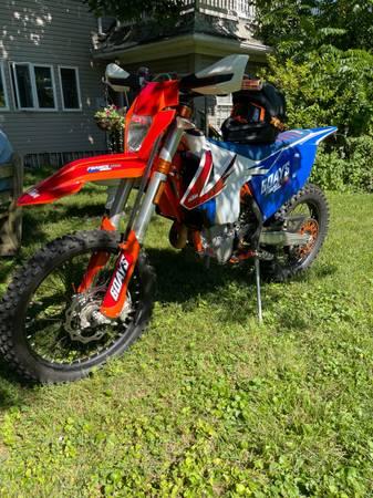 Photo KTM 450 EXC-F Six Days - $10,500 (Harrisburg, PA)