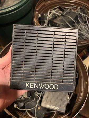 Photo Kenwood External Speaker KES-4 - $10