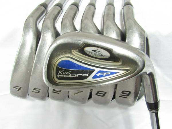 Photo King Cobra FP Iron Set (Golf Clubs) - $265 (Mechanicsburg)