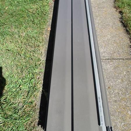Photo New Vinyl Siding D4.5D  Board  batten, J- Channel Misty Shadow (Pine Grove, Pa)