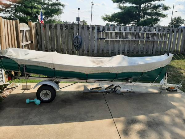 Photo New and Never used Canoe for sale - $3,000 (Walkersville)