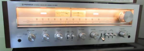 Photo Pioneer SX-650 Vintage Stereo Receiver Works  Sounds Great - $175 (Mechanicsburg  Lisburn)