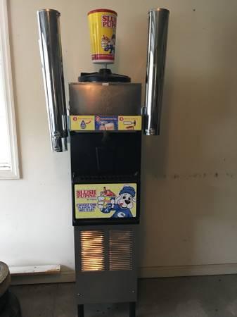 Photo Slush Puppie Machine - $500