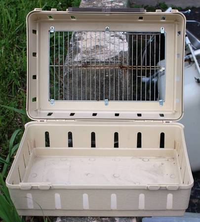 Photo Small Transporting Cage For Birds, Guinea Pigs, Rats, Ferrets  Others - $10 (Lebanon, Pa)