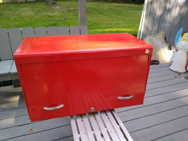 Photo Snap-On Tool Box Tool Chests Broken Damaged - $125 (Harrisburg)