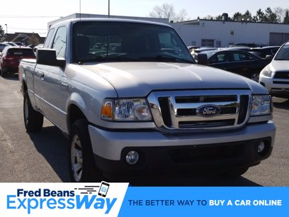 Photo Used 2011 Ford Ranger XLT for sale