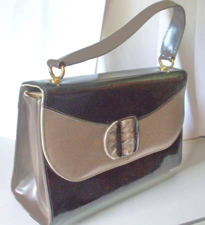 Photo Vintage Air Step Handbag Purse PRISTEEN - $27 (Colonial Park)