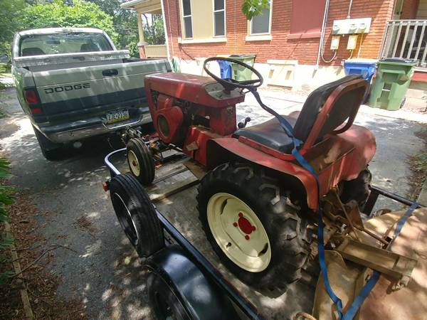 Photo Wheel Horse 953 - $500 (New Cumberland)