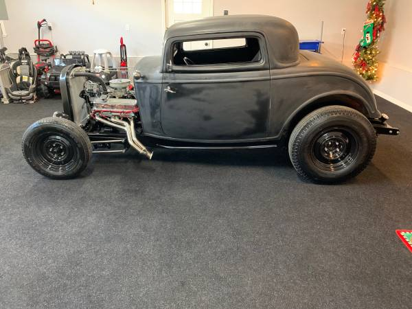 Photo 1932 Ford 3 Window Coupe - $24,000 (Luray)