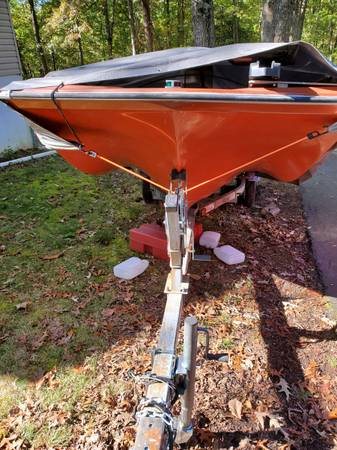 Photo 1971 Dou center console fishing boat - $2,500 (Stafford)