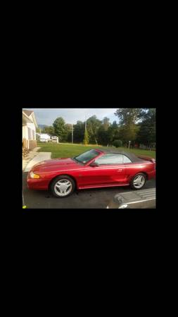Photo 1995 mustang gt - $4500 (Luray)