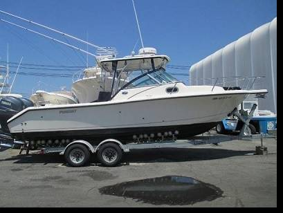 Photo 2006 Pursuit 2570 Offshore - $38,500 (charlottesville)