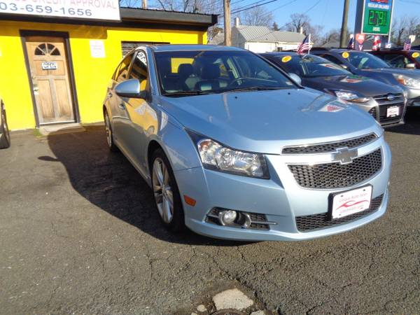 Photo 2012 CHEVY CRUZE RS LTZ ( FULLY LOADED ) - $5995