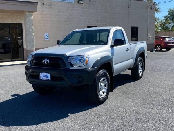 Photo 2012 Toyota Tacoma 4x4 - $18,550 (Harrisonburg, VA)