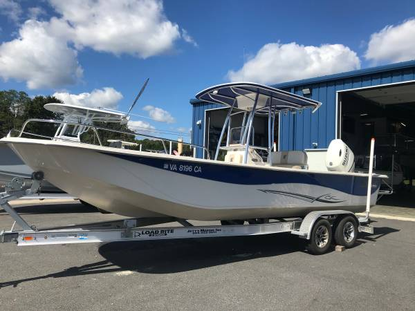 Photo 2018 Carolina Skiff 258 DLV - $44,999 (Gloucester)