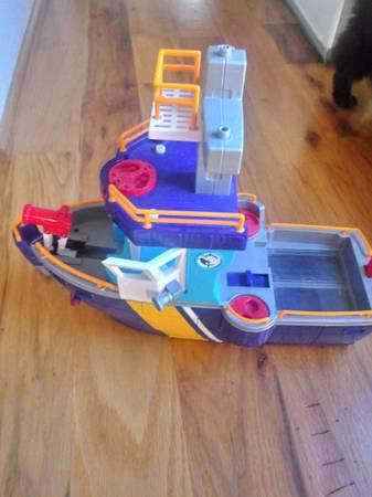 Photo Fisher Price Toy Boat (Stanardsville)