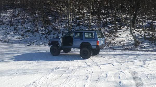 Photo Jeep xj - $3000 (Bridgewater)