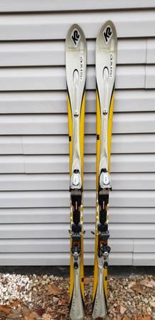 Photo K2 Axis XP ski39s - $75 (McGaheysville)
