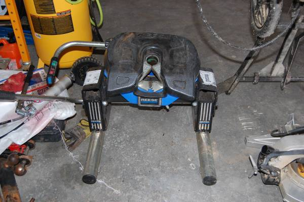 Photo Reese 5th Wheel Hitch and Adapter - $1,299 (Harrisonburg)