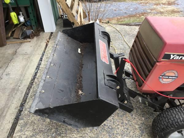 Photo Swisher 4 Wheeler Dump Bucket - $400 (Shenandoah)