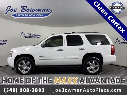 Photo Used 2014 Chevrolet Tahoe 4WD LT w All-Star Edition for sale
