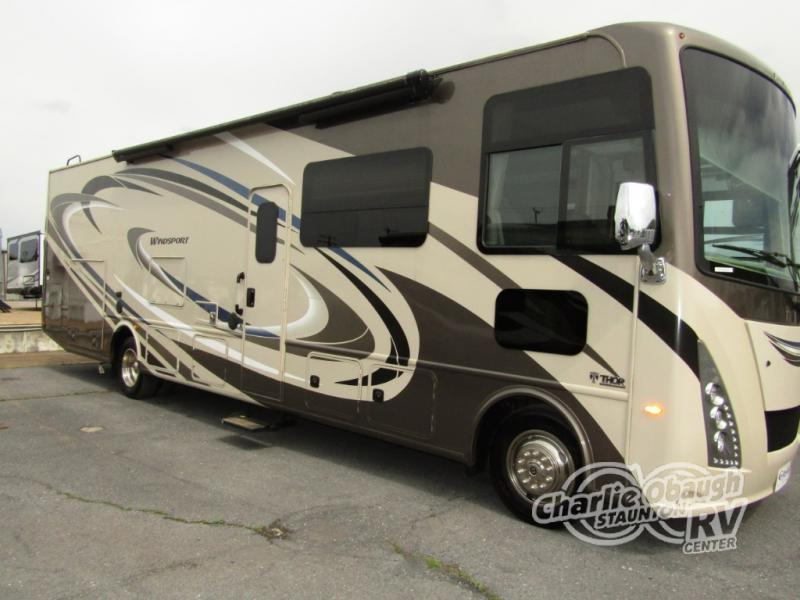Photo 2018 Thor Motor Coach Windsport 34J $89995