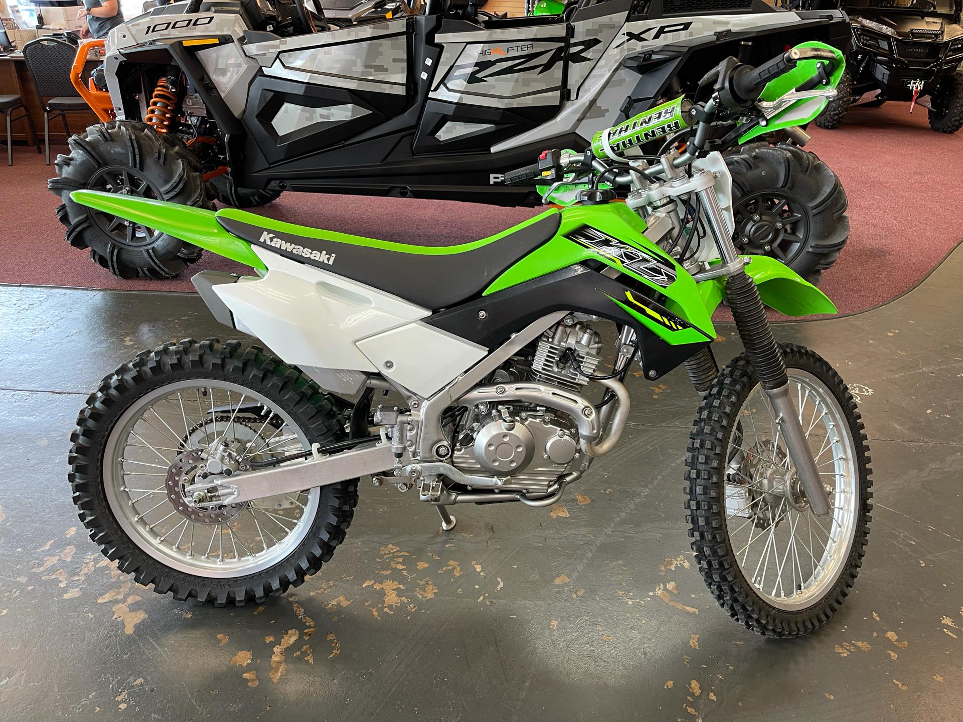 Photo Used 2019 Kawasaki Dirt Bike Motorcycle  $3299
