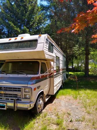 Photo 198X Chevy Van 30 RV - $3,000 (Portland)