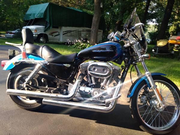 Photo 2004 Harley Davidson Sportster 1200 - $5,500 (manchesterhartford)
