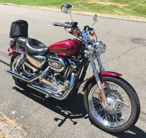 Photo 2005 Harley Sportster 1200 XL Custom - $3,400 (Shelton)