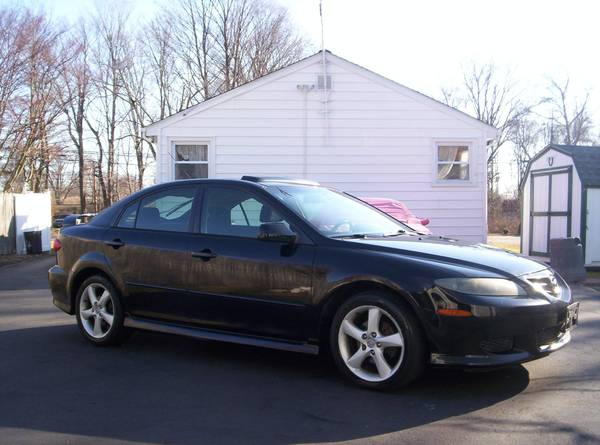 Photo 2005 Mazda 6 187k Loaded Runs Great Affordable Luxury - $2900 (Stratford)