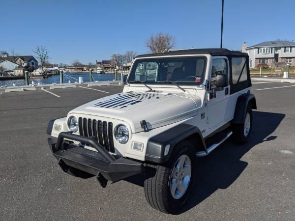 Photo 2006 Jeep Wrangler LJ Unlimited - $11900 (Farmingdale)