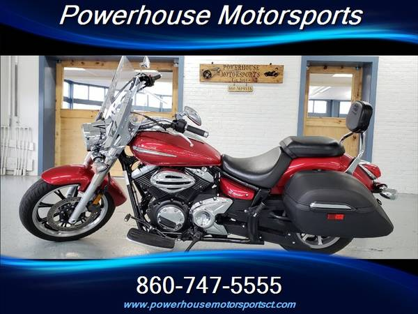 Photo 2011 Yamaha V-STAR 950 - $6,477 (PLAINVILLE)