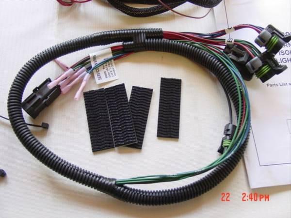 Photo 2014 - 2019 Ram Fisher Plow Wiring Kit - $150 (Bristol, CT)