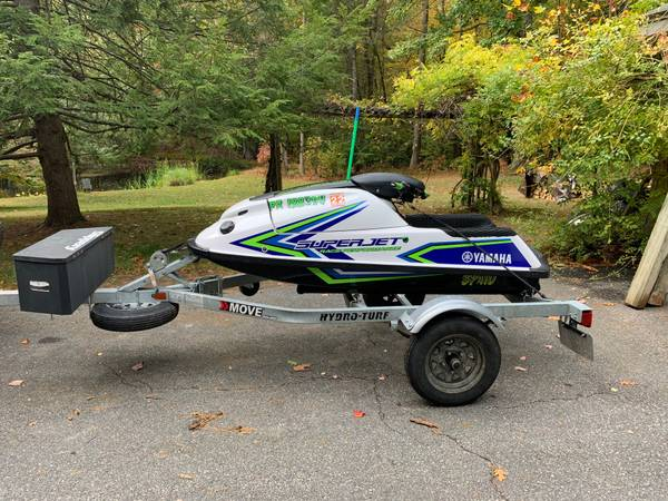 Photo 2018 Yamaha Super Jet package deal - $8,500 (Avon)