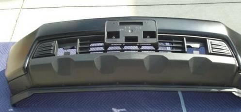 Photo 2020 Chevrolet Silverado 2500 3500 Factory Flat Black Front Bumper OEM - $500 (Union)