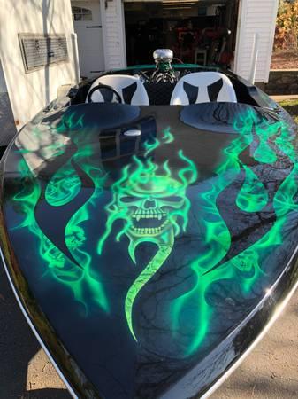 Photo 72 Scorpion Jet Boat - $7,500 (Cromwell)