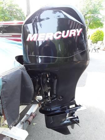 Photo 75 hp mercury outboard motor - $5,500 (Enfield)