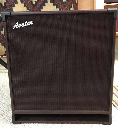 Photo Avatar Bass Cabinet Mint Model B2126 - $425 (Longmeadow)