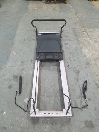 Photo Balanced Body Pilates Allegro Reformer Exercise Machine - $1,000 (Terryville)