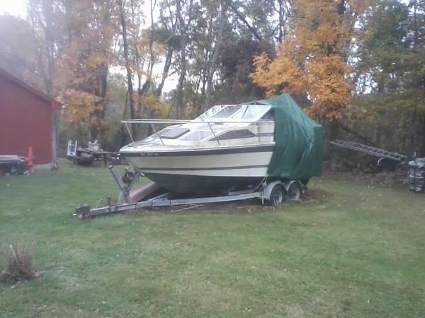 Photo Boat sale or trade - $1,200 (Bolton)