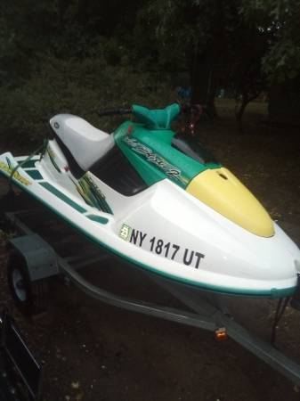 Photo Built Yamaha Wave Blaster 2 - $2,800 (Windsor Locks)