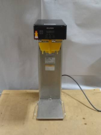 Photo Bunn ITCB 29quot Trunk (MCD) Commercial Coffee  Tea Brewer 35700.0349 - $150 (Terryville)
