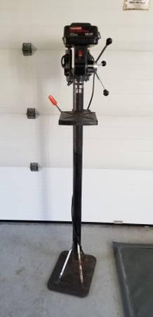 Photo Craftsman 10quot HP Drill Press - $300 (Union, CT)