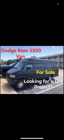 Photo Dodge Ram van 3500 (FOR SALE) - $3,000 (Tariffville)