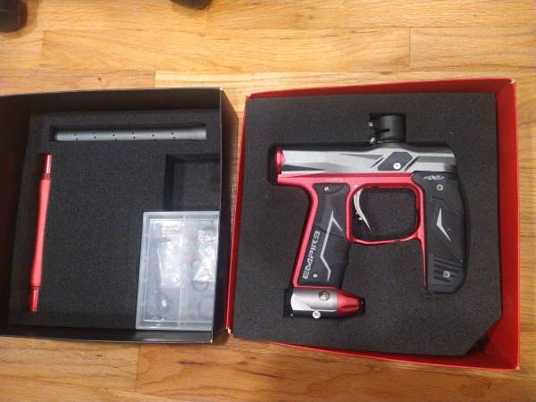 Photo Empire Axe 2.0 paintball marker wupgrade board - $400 (South windsor)